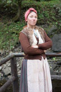 """LOOKS Film &TV Prod. GmbH: """"Der Krieg und Ich"""" (AT): Margit (Marienne Sand); Fotos: © bei Andreas Wünschirs (awuenschirs@me.com)"""